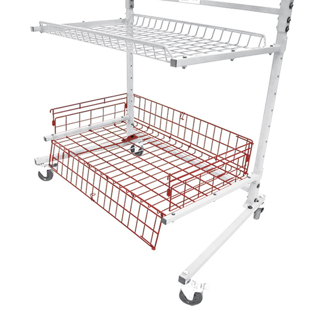 03_Innovative-Parts-Cart-B-With-Deep-Basket-Folded-Down-Caddy-Pro-1